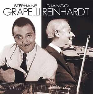 Grapelli & Reinhardt Play Jazz