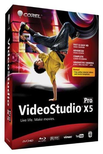 VideoStudio Pro X5 (bilingual software) (bilingual software)