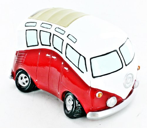 Bank Car Shaped Bus Adult Children D34705 - 1