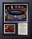 Legends Never Die Star Trek: Next Generation Framed Photo Collage, 11 x 14""
