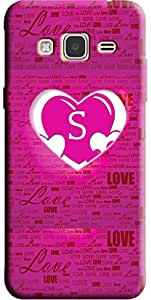 """Fashionury """"All Sides Protection"""" Soft Silicon Printed Back Cover For Samsung Galaxy J3 (2016)"""