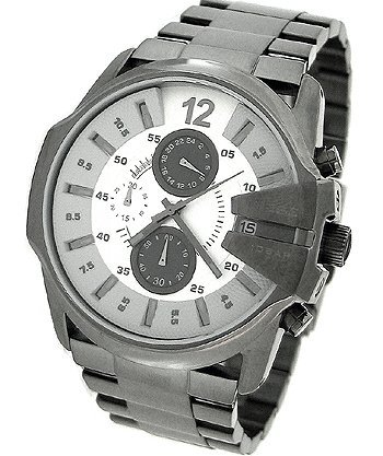 Diesel Chronograph Date 100M Mens Watch - DZ4225