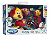 Playgro Infant Developmental Toy Gift Pack, Puppy, 0-24 Months