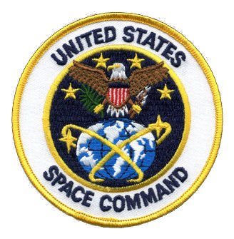 United States Space Command Patch