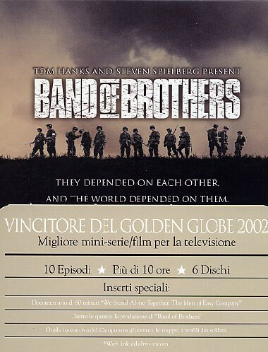 Band of brothers [6 DVDs] [IT Import]