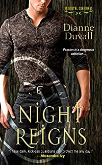 Night Reigns by Dianne Duvall ebook deal