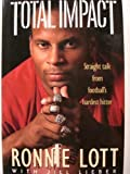 img - for Total Impact by Ronnie Lott (1991-09-01) book / textbook / text book