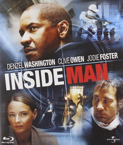 Inside man [Blu-ray] [IT Import]