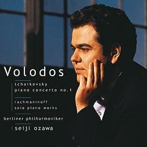 Tchaikovsky: Piano Concerto No. 1: Rachmaninoff: Solo Piano Works [Hybrid SACD]