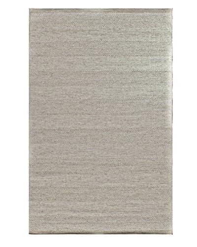 Bashian Rugs Wool Tufted Rug, Beige, 5' x 8'