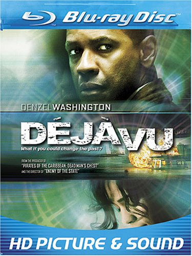 Cover art for  Deja Vu [Blu-ray]