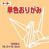 単色折紙15.0CM 108