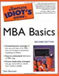 The Complete Idiot's Guide to MBA Bas...