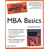 The Complete Idiot's Guide to MBA Basics, 2nd Edition ~ Ed Paulson