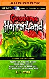 img - for Goosebumps HorrorLand Boxed Set #1: Revenge of the Living Dummy, Creep from the Deep, Monster Blood for Breakfast!, The Scream of the Haunted Mask book / textbook / text book
