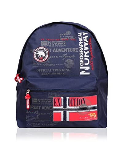 Geographical Norway Mochila Print