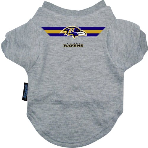 Hunter Baltimore Ravens Team Pet T-Shirt