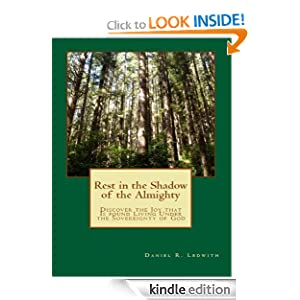 Rest in the Shadow of the Almighty: Discover the Joy that Is found Living Under the Sovereignty of God