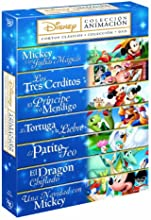 Pack Fábulas Disney 1-7 [DVD]