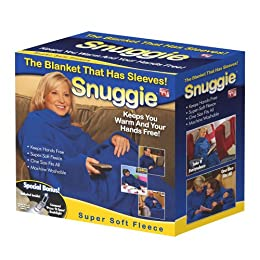 Product Image Snuggie Fleece Blanket As Seen On TV