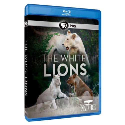 Nature: The White Lions [Blu-ray]