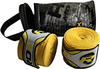 Auth RDX Hand Wraps Bandages,Boxing Inner Gloves Muay Thai MMA Mexican Stretch Y by RDX