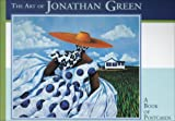 The Art of Jonathan Green: A Book of Postcards (0764900250) by Green, Jonathan