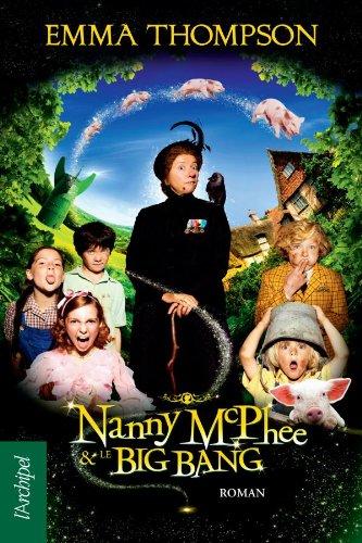 Nanny McPhee et le big bang  Thompson, Emma, grand format