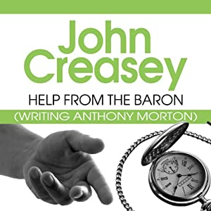 Help from the Baron Audiobook