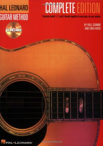 Hal Leonard Guitar Method, Complete Edition: Books &...
