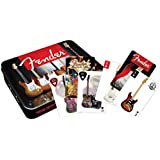 Fender Playing Card Gift Tin