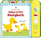Babys erstes Klangbuch: ab 10 Monaten