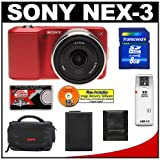 Sony Alpha NEX-3 Digital Camera Body & E 16mm