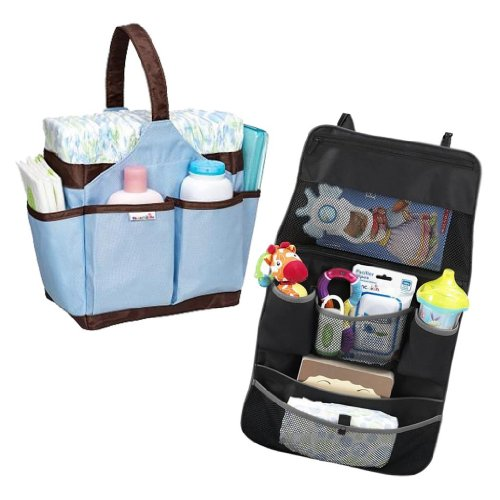 Portable Diaper Caddy front-1066173