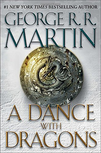 A dance with dragons (book 5 of a song of ice and fire)