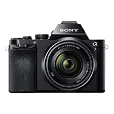 Sony Alpha 7KB Systemkamera, 24 MP Vollformat