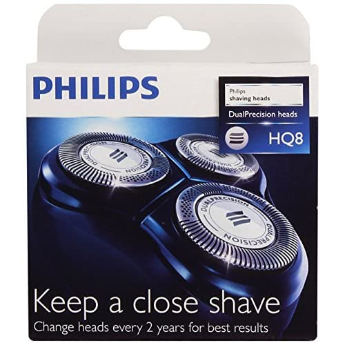 <strong>Philips< strong> Dual Precision HQ8 50 Replacement Shaving Heads