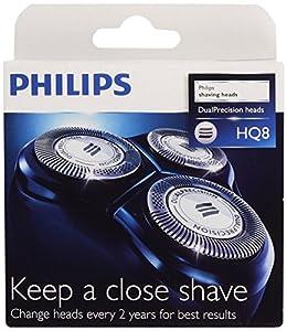 Philips - HQ8/50 - Têtes de Rasoir - Dual Precision