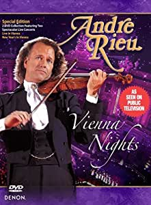 Andre Rieu: Vienna Nights (New Years in Vienna + Live in Vienna)[DVD] [2008] [Region 1] [US Import] [NTSC]