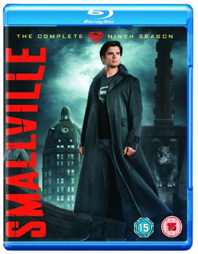 Smallville Complete Ninth Season [Blu-ray]