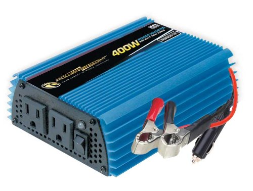 Power Bright PW400-12 Power Inverter 400 Watt 12 Volt DC To 110 Volt AC (Power Bright compare prices)