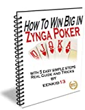 How To Win Big In Zynga Poker