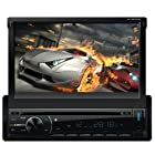 Audiotek - AT-8900BT - 7 In-Dash Single-Din Touchscreen for Car Truck Entertainment DVD/CD/MP3/USB/SD Receiver with Bluetooth & remote!