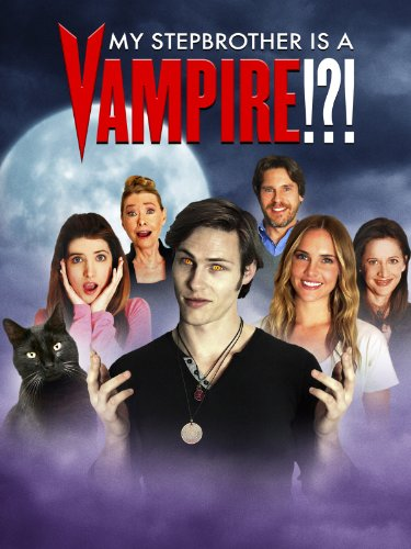 My Stepbrother is a Vampire!?!