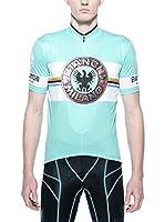 BIANCHI MILANO Maillot Ciclismo Venetico (Verde)