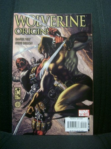 Wolverine Origins #21