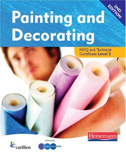 Painting & Decorating NVQ Level 2 Student Book, 2nd edition