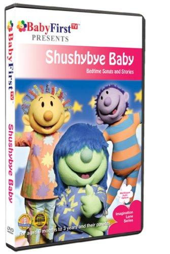 Babyfirsttv Presents Shushybye Baby front-988239