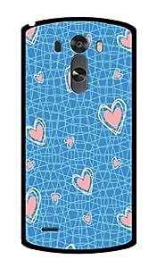 LG G3 Stylus Printed Back Cover