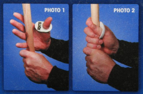 how to use prohitter batting grip aid